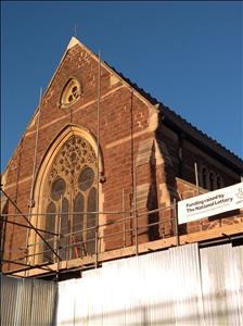 External works at Holy Trinity Birchfield
