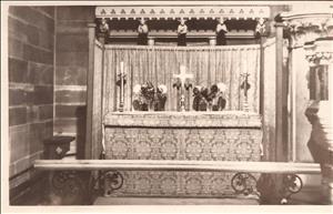 The Lady Chapel at Holy Trinity Birchfield