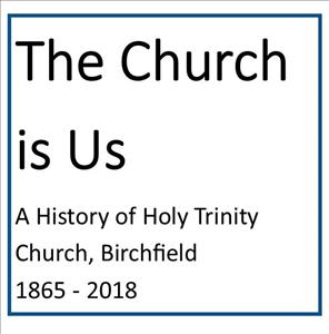 The Church Is Us album cover