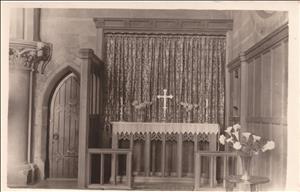 The Memorial Chapel at Holy Trinity Birchfield